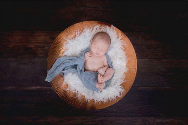 Newbornshoot mit 3 Wochen